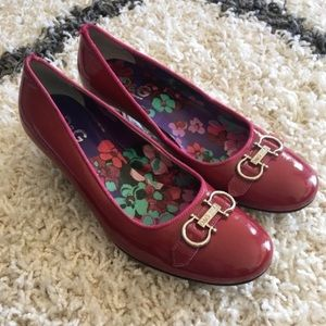 Dolce & Gabbana Rasberry Shoes